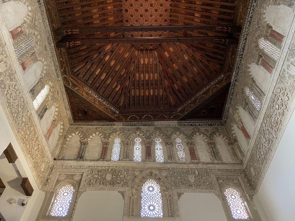 La Sinagoga del Tránsito (Museo Sefardí)