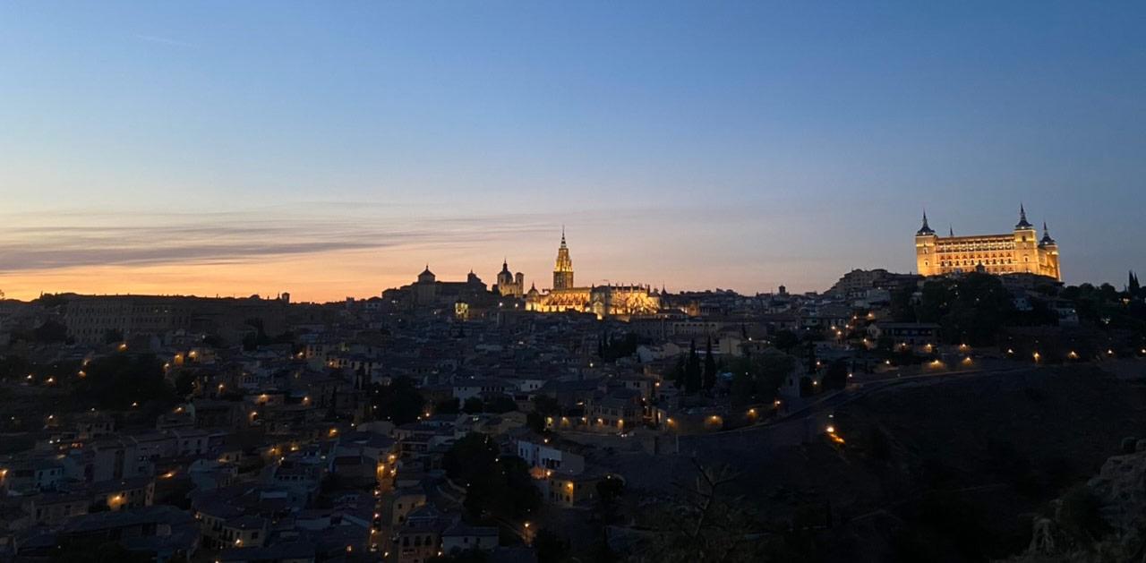El Puente de todos los Santos y Halloween en Toledo