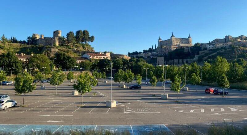 Parking Azarquiel (Junto al AVE)