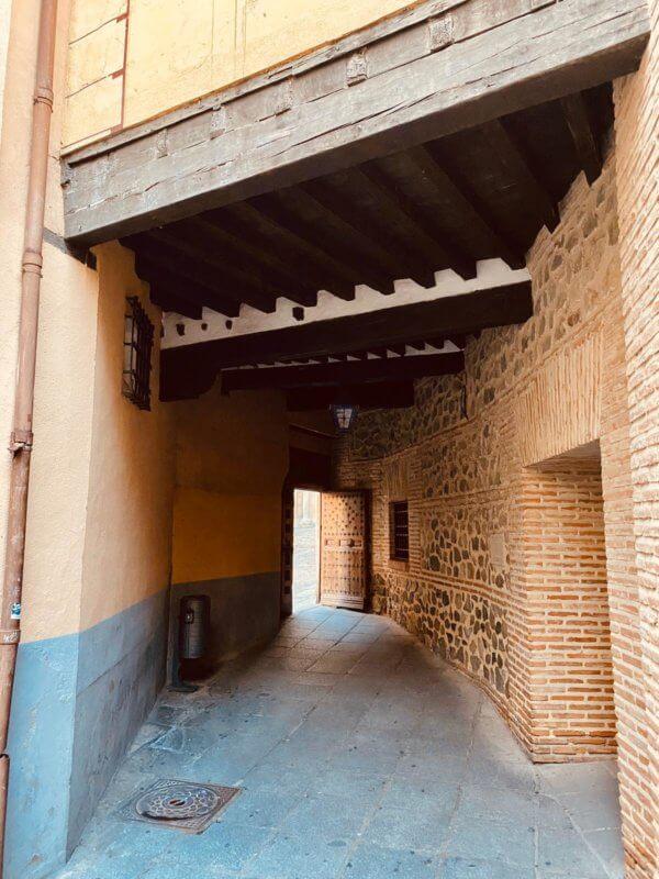 Pasadizo de Balaguer