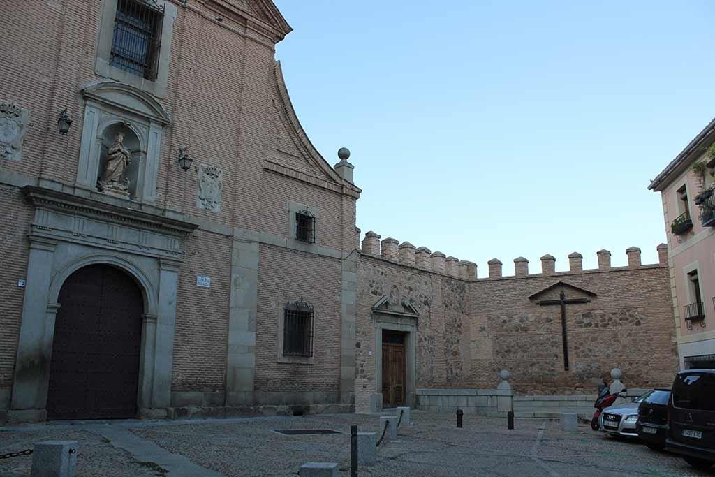 Plaza de los Carmelitas Descalzos