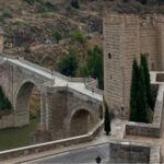 El Puente Alcántara de Toledo