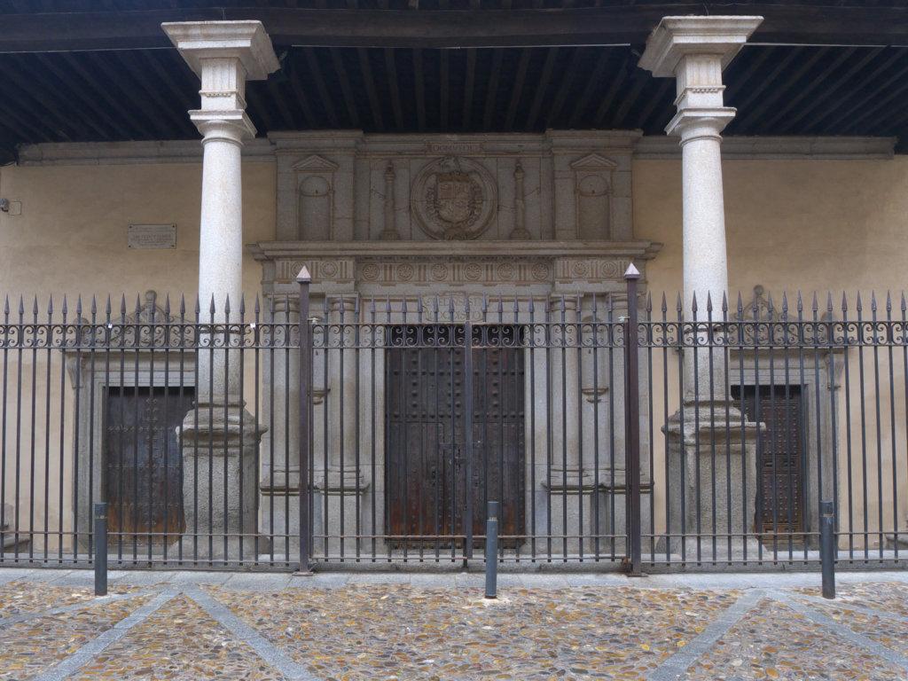 Plaza de Santo Domingo el Real