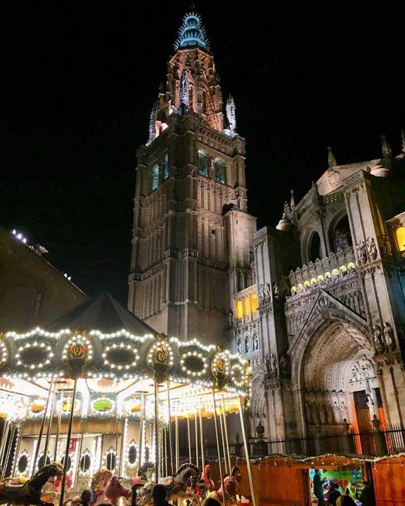 El Ayuntamiento de Toledo en Navidades