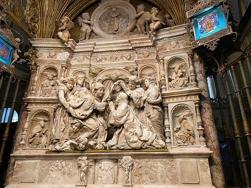 Capilla de la Descensión (Catedral de Toledo)