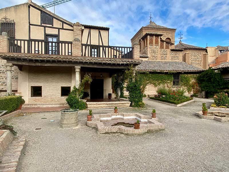 Casa museo del Greco en el Barrio judío de Toledo