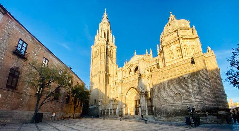 Catedral de Ayuntamiento de Toledo