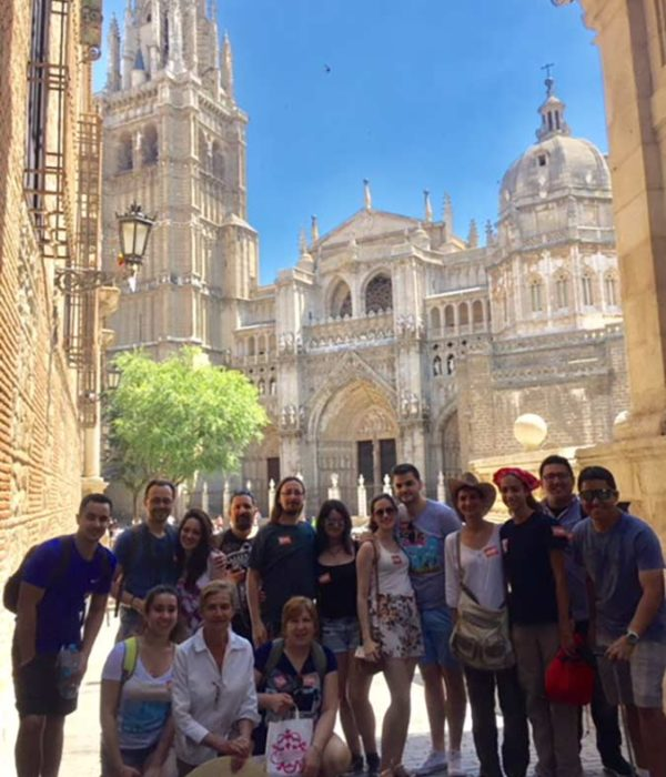 Tour a la Catedral