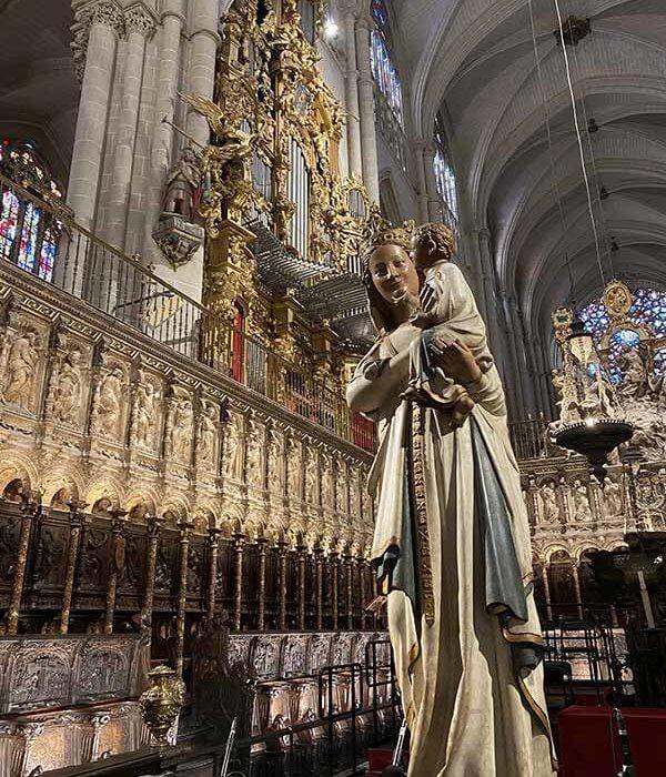 Claustro de la Catedral Primada