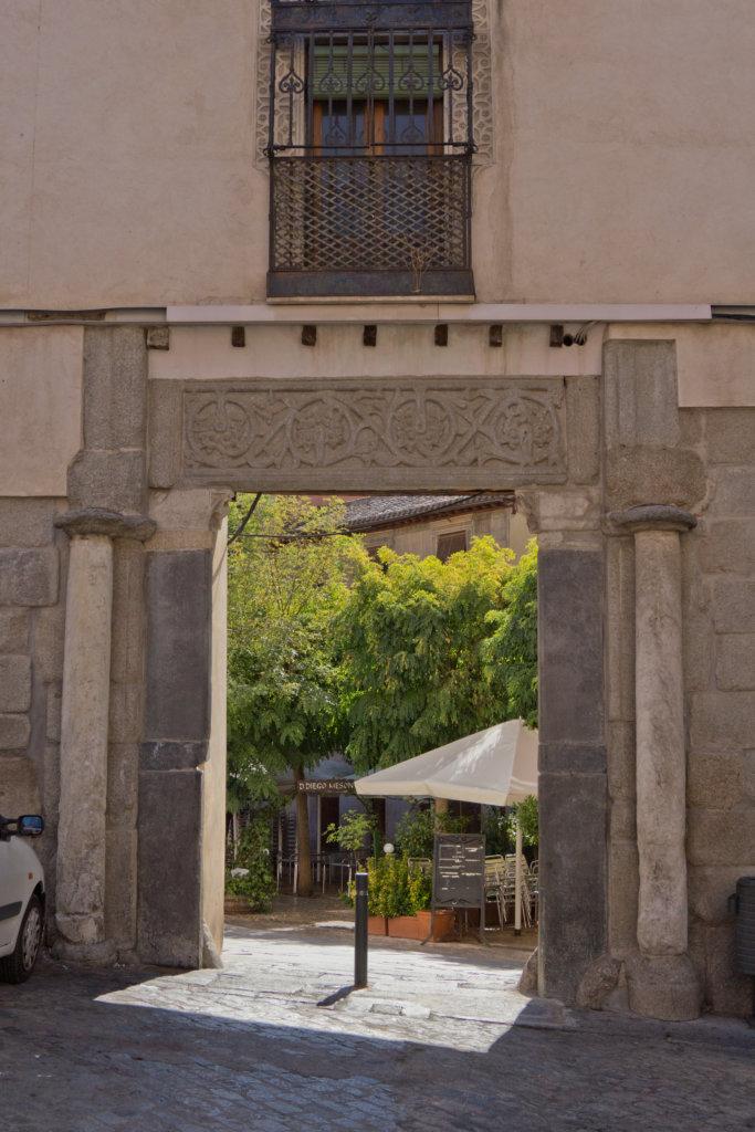 Plaza Corral de Don Diego