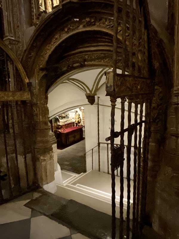 Criptas de la Catedral Primada