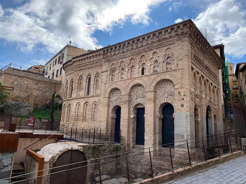 El cristo de la luz en Toledo