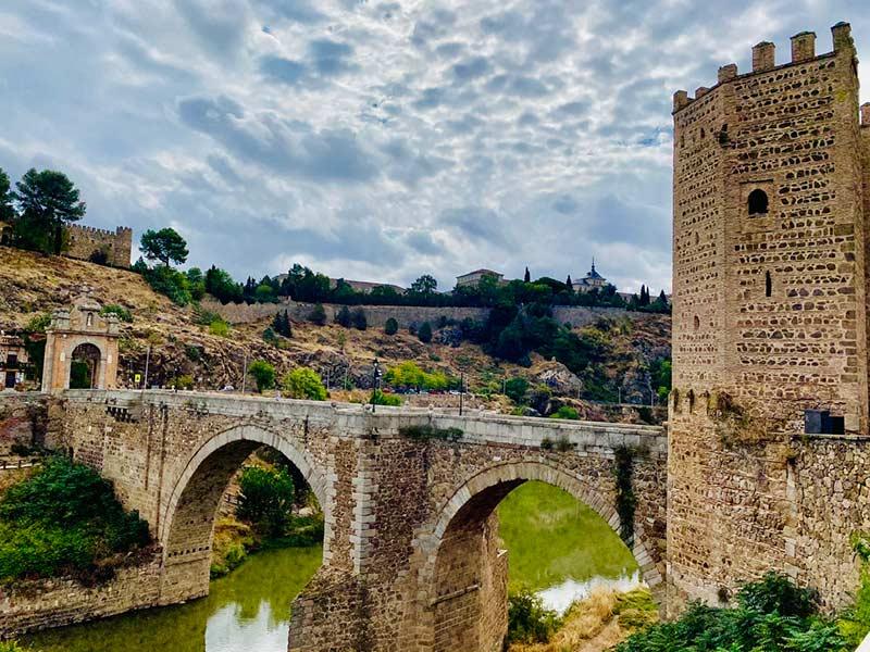 El puente Alcántara