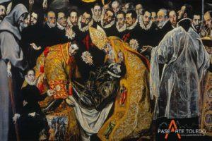 Visita al Entierro del Conde de Orgaz, de El Greco