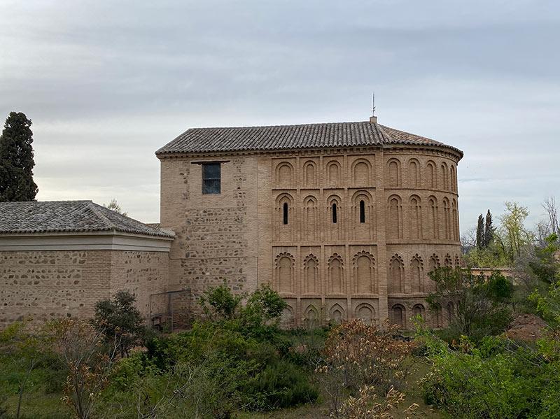 La Ermita del Cristo de la Vega