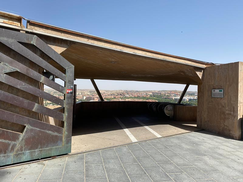 Oficina turismo Remonte de Recaredo