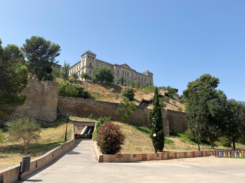 Escaleras Mecánicas de Recaredo (Diputación de Toledo)