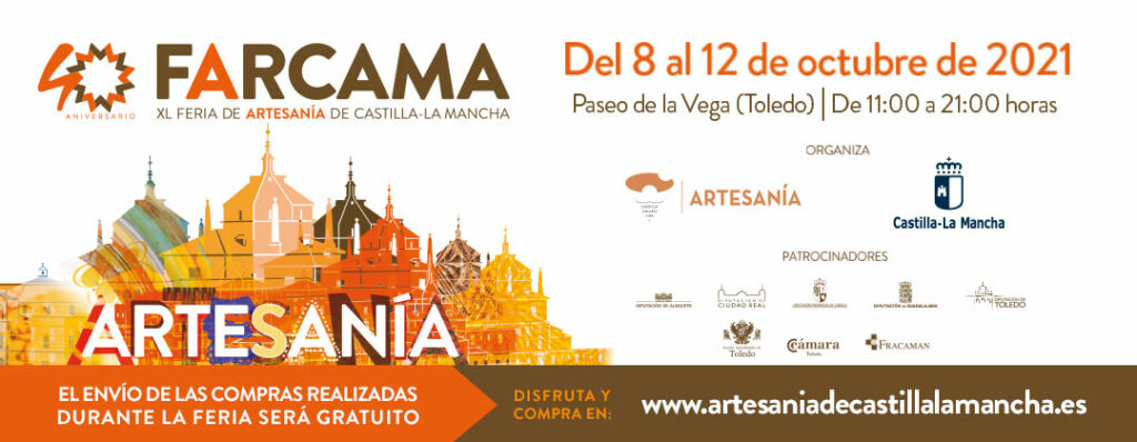 Feria de Artesanía de Castilla-La Mancha 2021