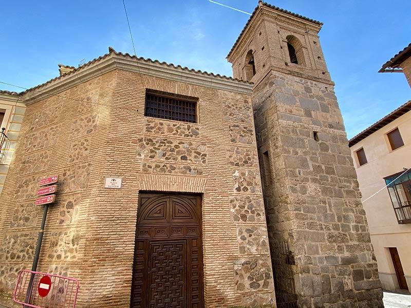 La Iglesia del Salvador de Toledo