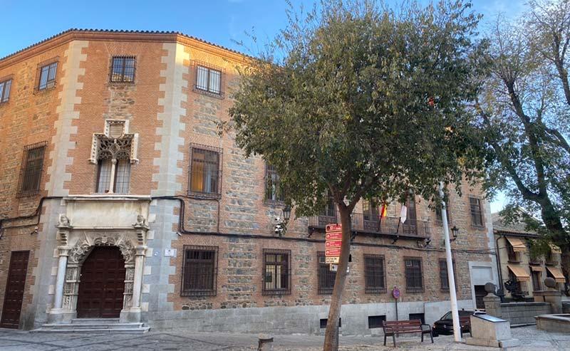Palacio de Justicia y Juzgados de Toledo