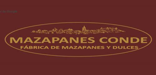 Mazapanes El Conde