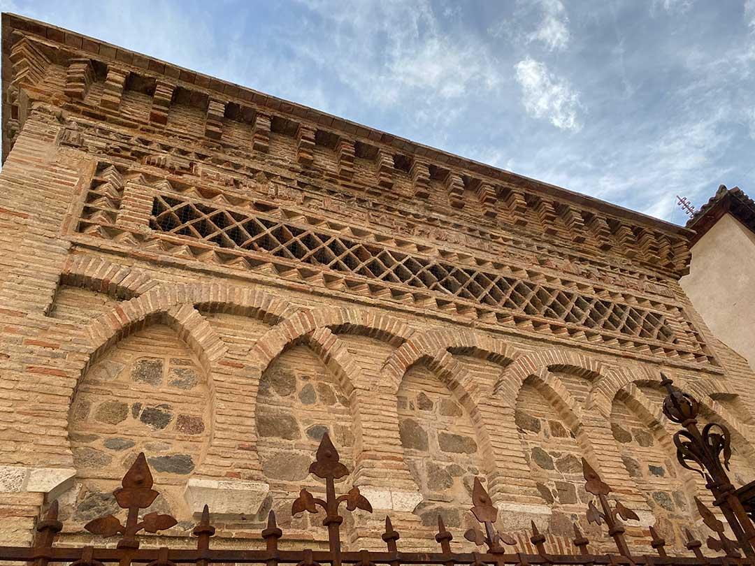 Mezquita del Cristo de la Luz de Toledo