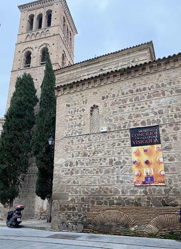 Museo de los Concilios y la Cultura Visigoda (Iglesia de San Román)