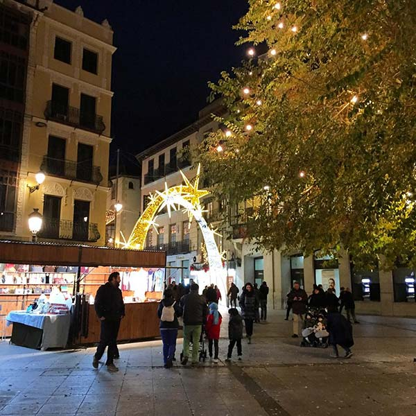 Navidades en Toledo