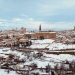Nieve en Toledo