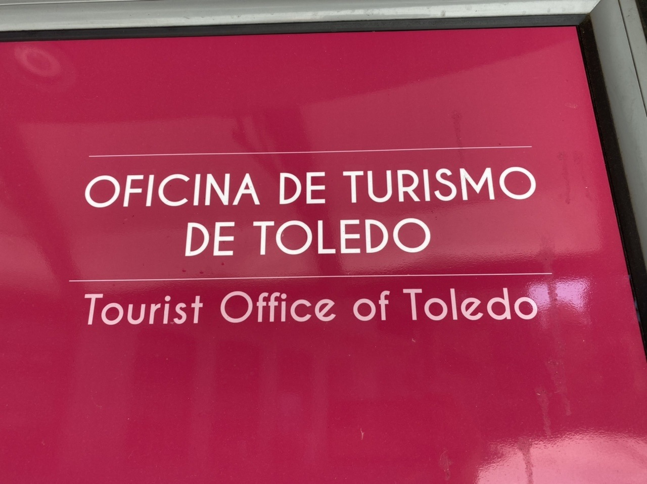 Oficinas de Turismo Toledo