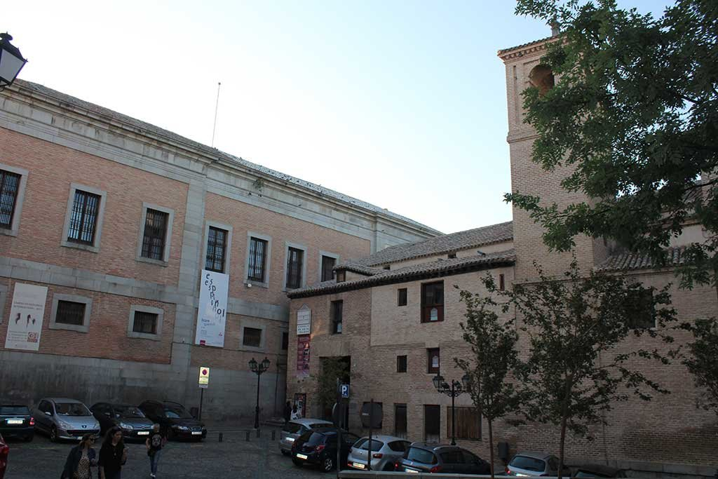 Plaza de San Vicente en Toledo