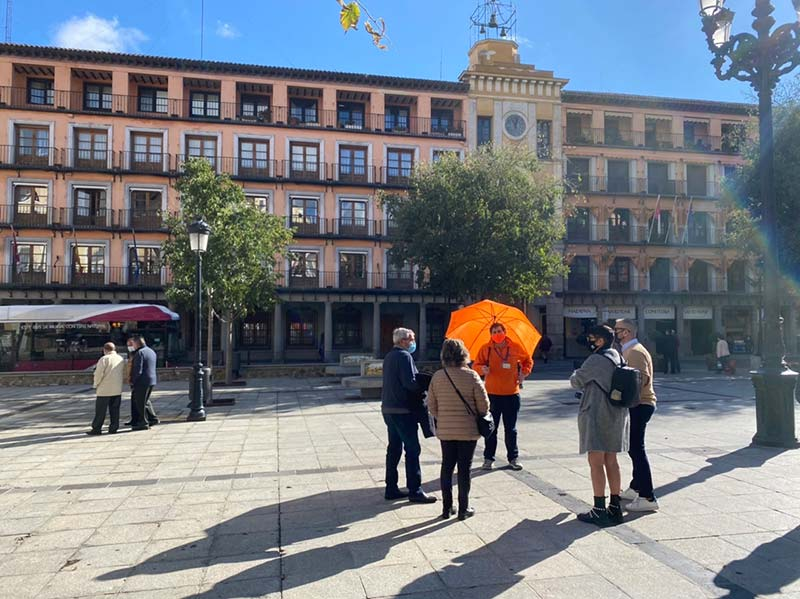 Plaza mayor de Toledo