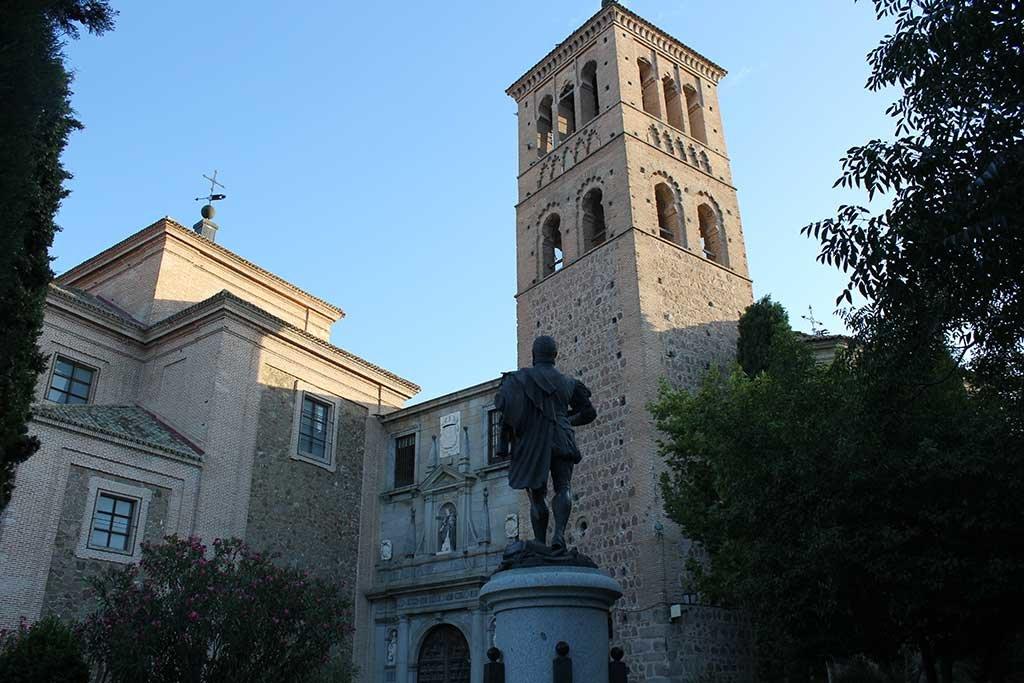 Plaza de San Román en Toledo