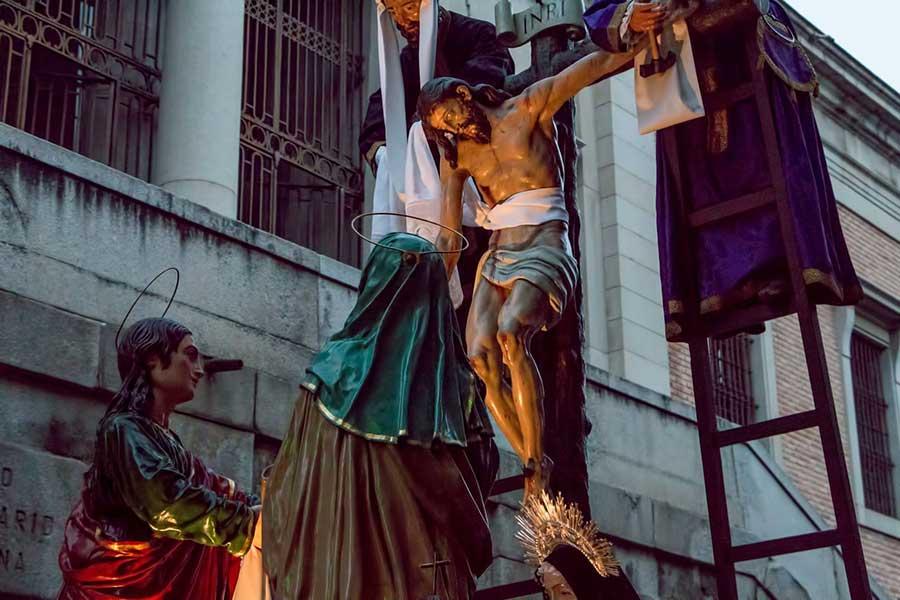 Procesiones de Semana Santa en Toledo