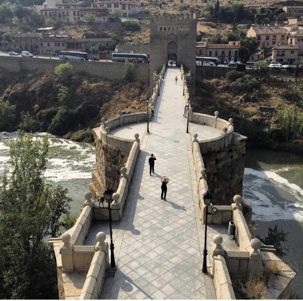 El puente de S. Martín