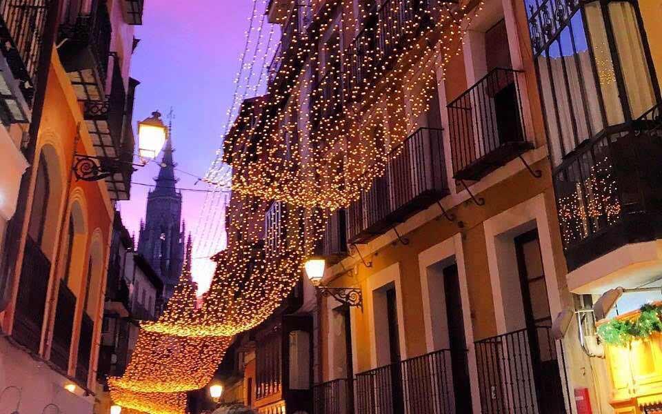 Puente De Diciembre Y Navidad en Toledo