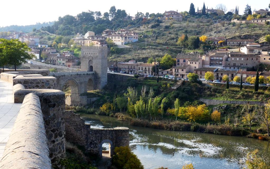 El puente de S. Martín de Toledo
