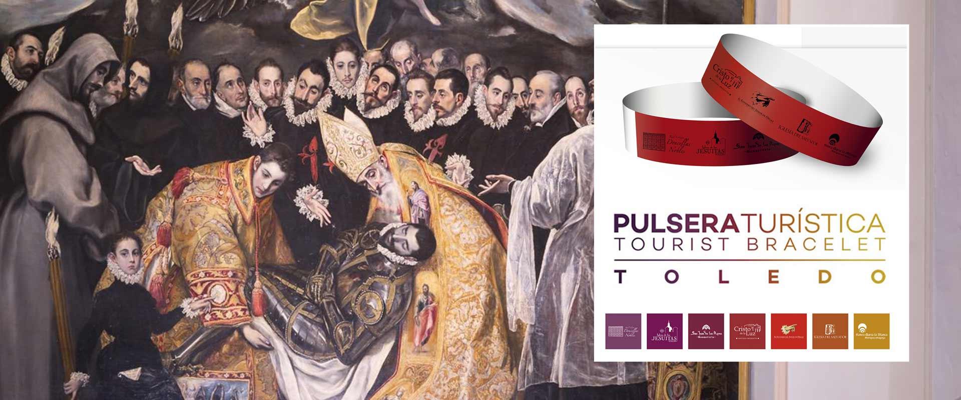 La pulsera turística de Toledo