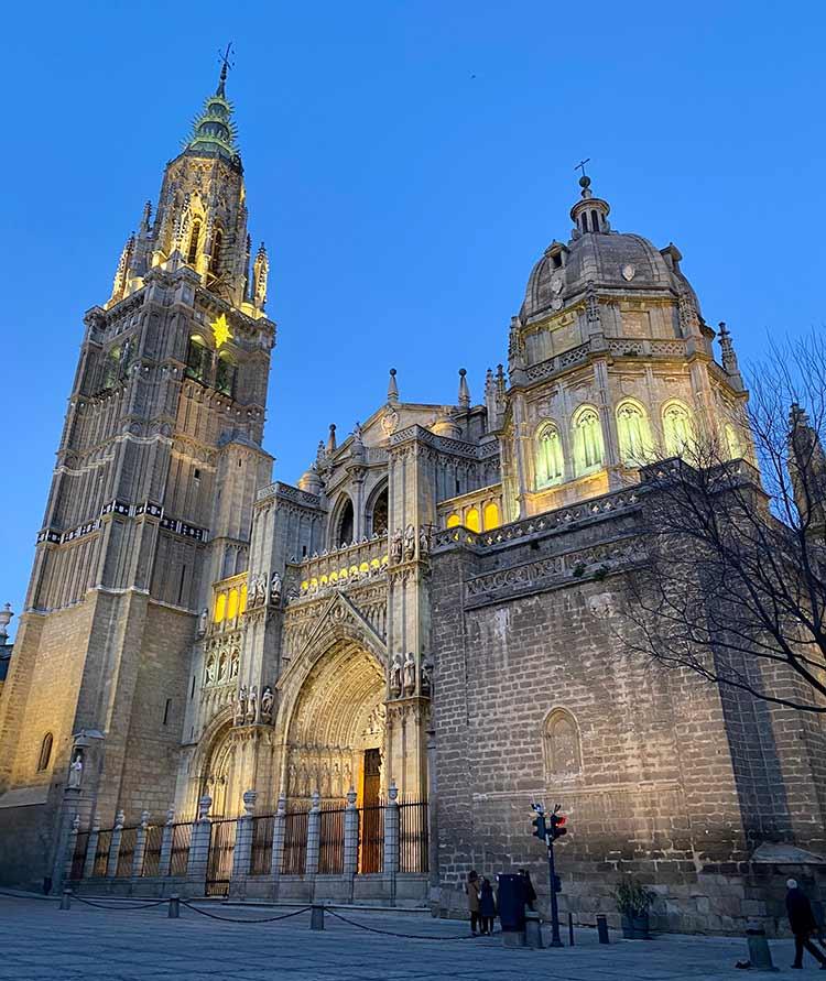 Ruta guiada a la Catedral de Toledo