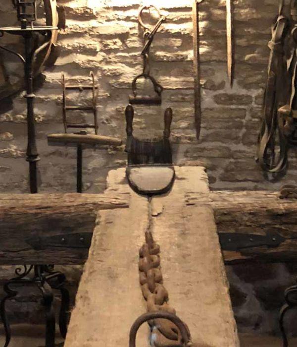 Ruta la Inquisición en Toledo