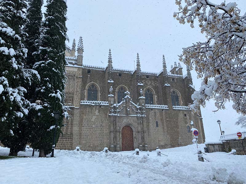 San Juan de los Reyes Nevado
