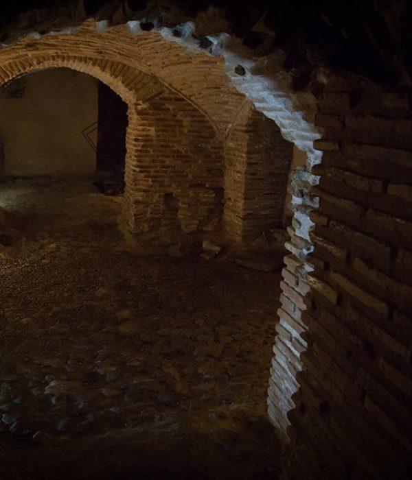 Subterráneos de Toledo
