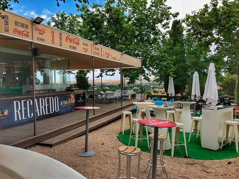 Terraza Restaurante Recaredo
