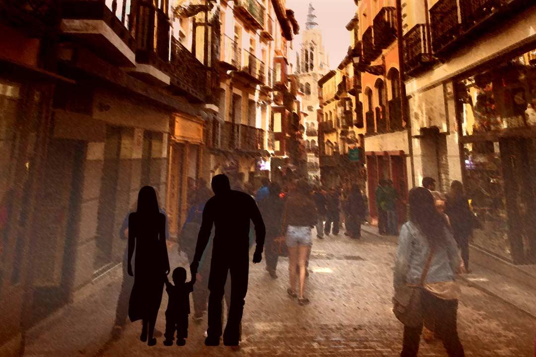 Visitar Toledo en Familia