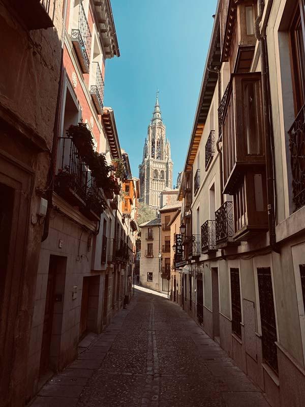 Visitar Toledo en Halloween