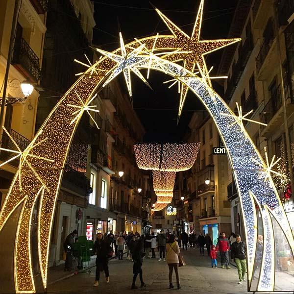 Visitar Toledo en Navidad
