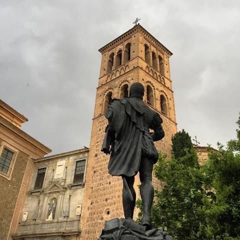 La Torre de la Iglesia de San Román
