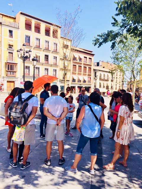 Visita gratis a Toledo
