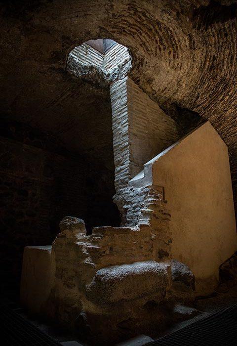 Visita Guiada a los subterráneos