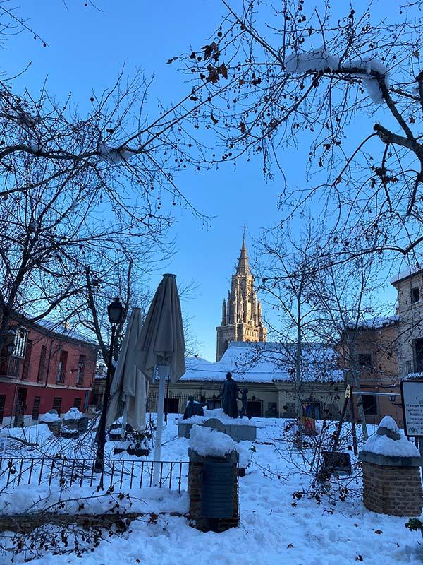Nevada histórica en Toledo